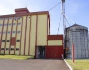 Moinho de Trigo Dona Eulália, localizado em Itapejara d'Oeste/PR.