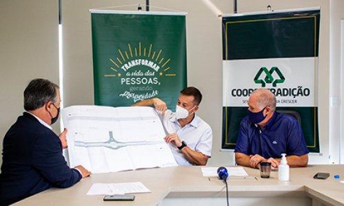 Coopertradição anuncia construção de parque industrial em Pato Branco