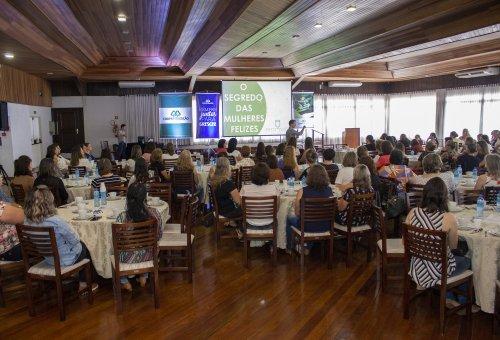 O Segredo das Mulheres Felizes é tema de primeiro encontro de mulheres cooperadas de 2019