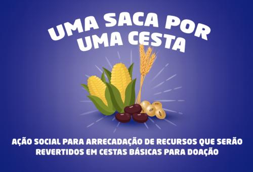 Coopertradição engaja cooperados e realiza campanha para arrecadação de alimentos